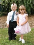 cute kid couple
